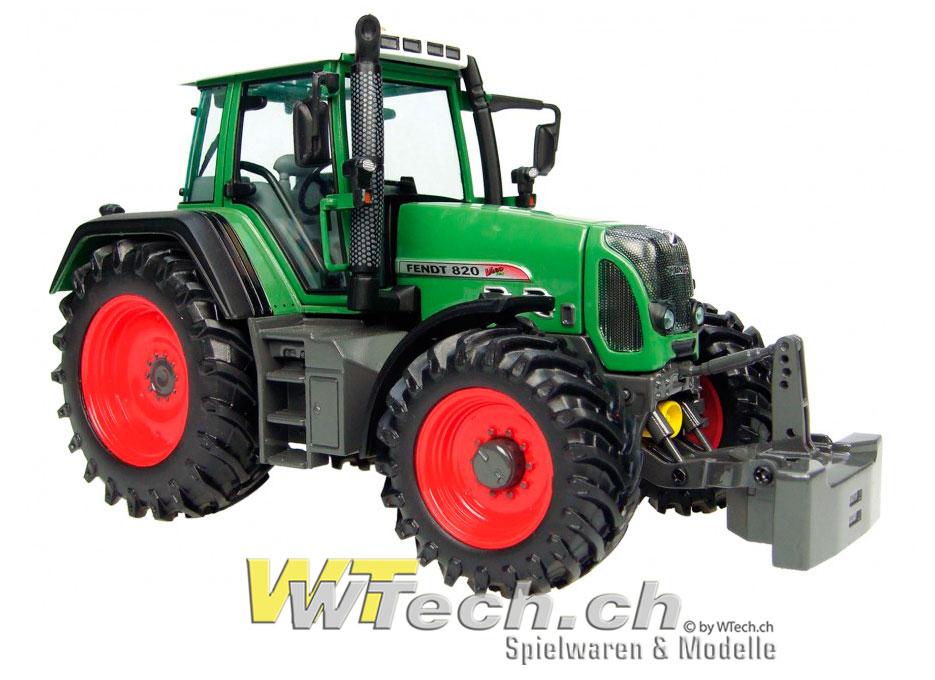 uh2652 fendt 820 universal hobbies traktoren. Black Bedroom Furniture Sets. Home Design Ideas